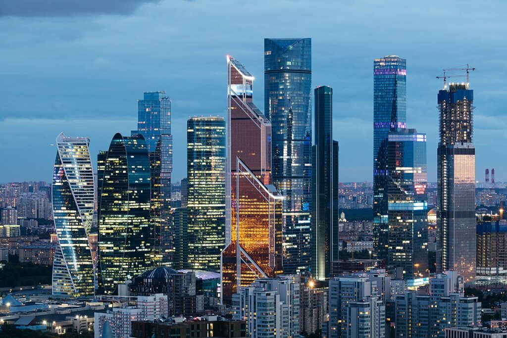 PETRONAX CIS – new branch in RUSSIA